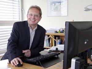 RESSORT: Wirtschaft DATUM: 10.09.13 FOTO: Michael Matejka MOTIV: Geschäftsführer der UDI Projektgesellschaft mbH Georg Hetz